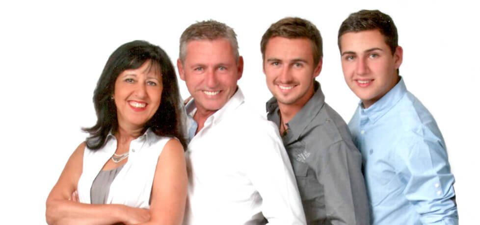 Familie Mair